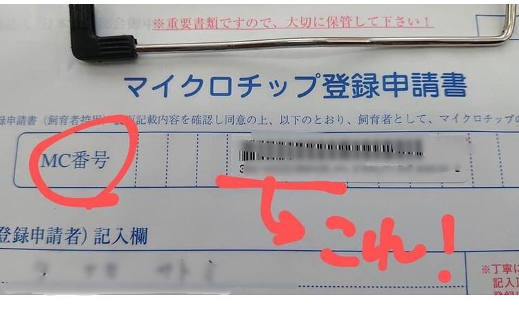 3.申請書類